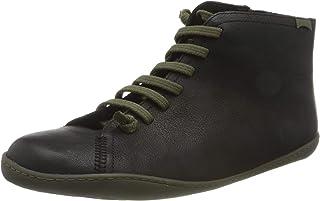 Camper Ankle Boot 36411, Peu Cami, Stivaletto Uomo, Nero, 44 EU
