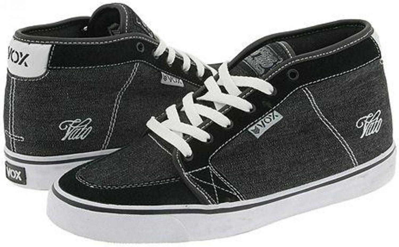 Vox Vox S board Schuhe Vato schwarz Weiß Jeans  Marke kaufen