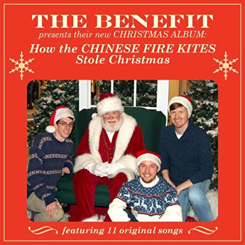 How The Chinese Fire Kites Stole Christmas By The Benefit On Amazon