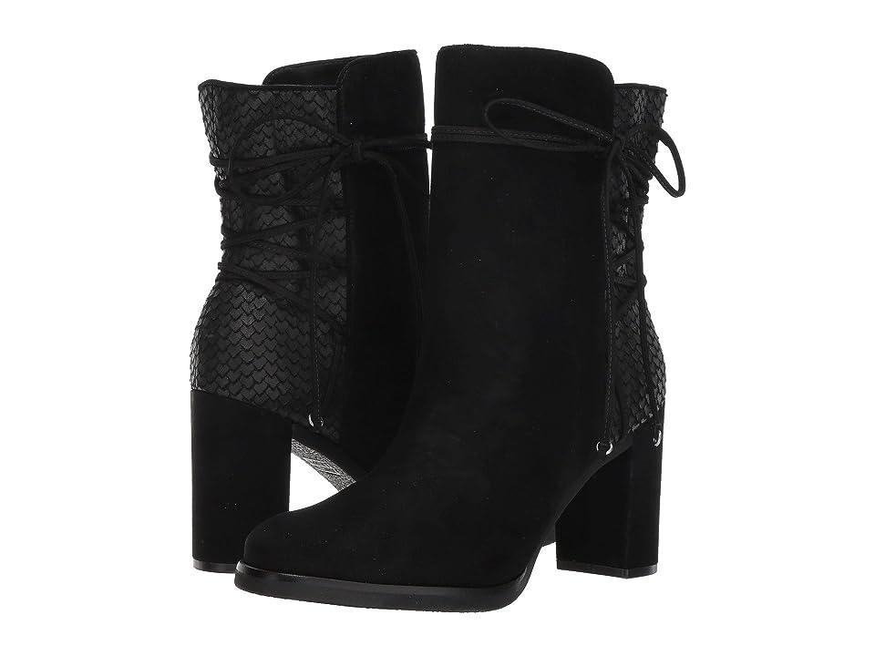 34c06eae8 Johnston   Murphy Adley (Black) Women s Shoes