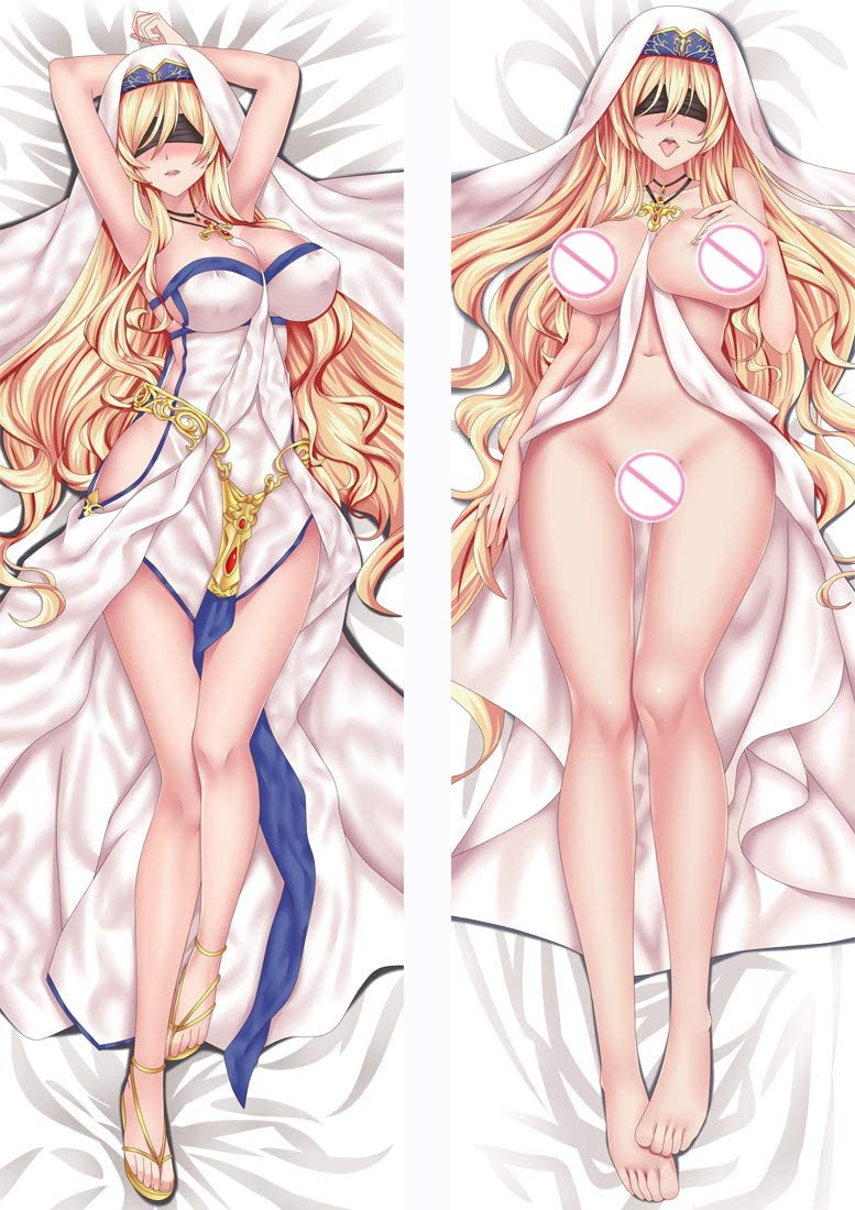 Goblin Slayer Nude Priestess 170 Price reduction x Tricot Max 45% OFF Body Pillow 60cm 2way