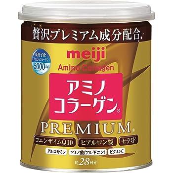 明治 アミノコラーゲンプレミアム 缶タイプ 200g