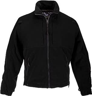 Tactical Men's Tactical Fleece Jacket, YKK Zippers Hardware, Wind-Resistant, Style 48038