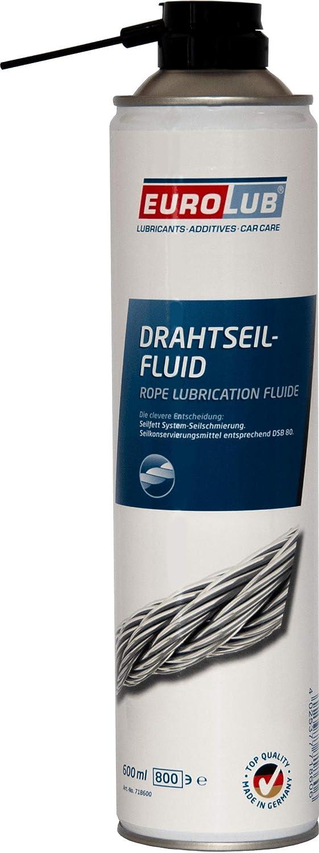 Eurolub Drahtseil Fluid Spray 600 Ml Auto