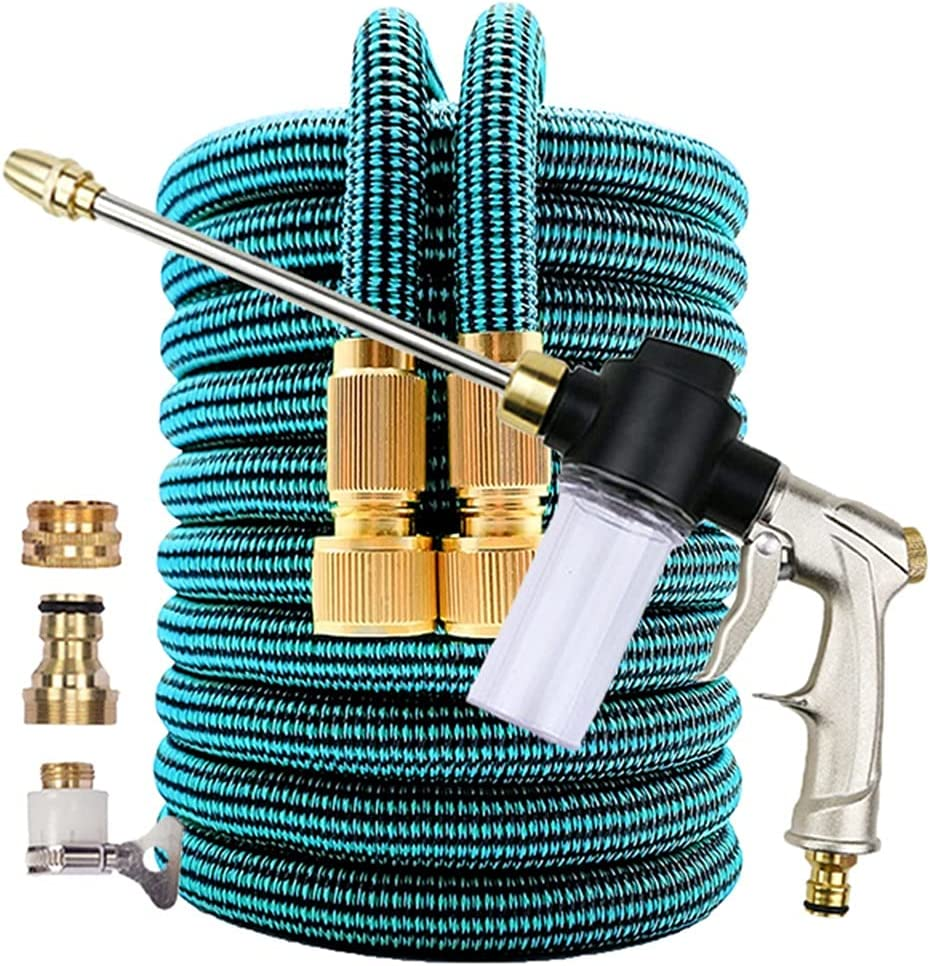 YKZBB Expandable Magic Hose Pipe Car P Washer Ranking TOP18 High-Pressure Foam Deluxe
