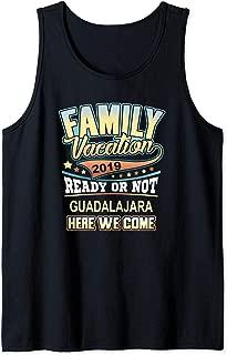Guadalajara Family Vacation 2019  Tank Top