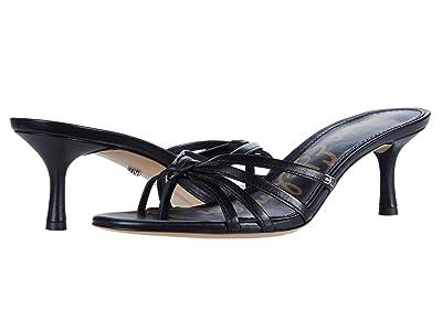 Sam Edelman Jedda (Black Butter Nappa Leather) Women