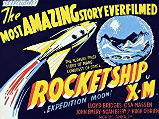 Best rocketship xm poster Reviews