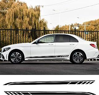 Dmwfaker F/ür Mercedes Benz ABCE CLA CLS GLA GLK Klasse W176 W246 W204 W207 W212 W117 W218 X156 X204 Autolenkradrahmen-Verkleidungsabdeckung