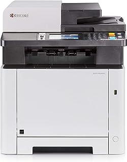 New Kyocera ECOSYS M5526cdw Color 27 ppm MFP w/DP,Copy,Print, Scan, Mono Fax, Wireless