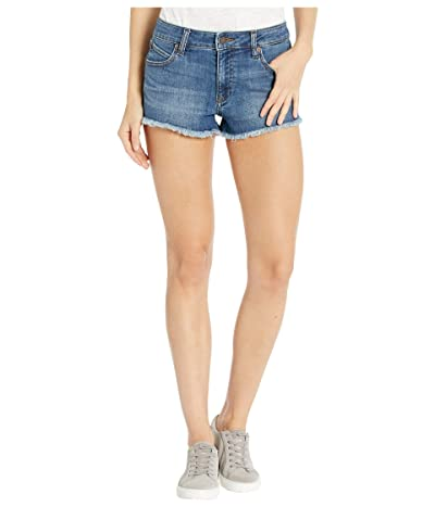 Volcom Stoney Stretch Shorts (Indigo Ridge Wash) Women