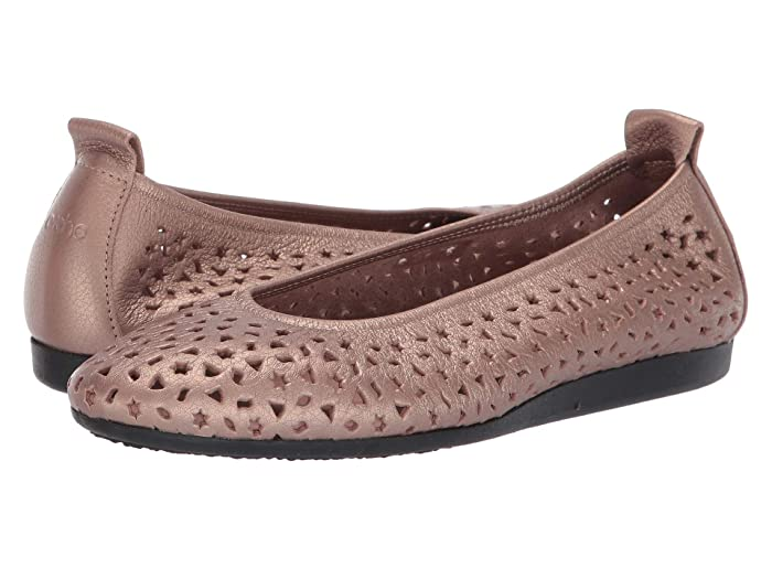Arche  Lilly (Antico/Blush) Womens Flat Shoes
