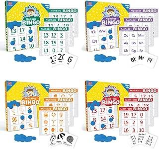 Prodidac Jr Alphabet Bingo Game//Loteria Abecedario New