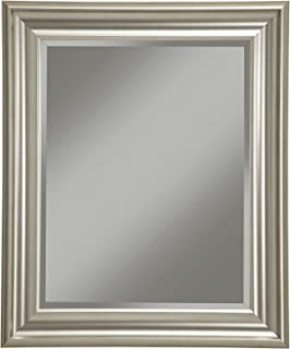 Sandberg Furniture Champagne Silver Wall Mirror, 36