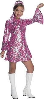 Charades Costumes - Girls Disco Princess Costume