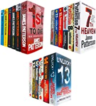 Womens Murder Club 18 Books Collection Set by James Patterson (Books 1 - 18)