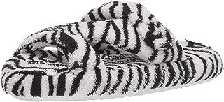 DAWGS Womens Women's Fluffy Z Slippers Women's Fluffy Z Slippers