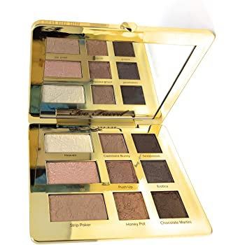 Too Faced Natural Eyes Eyeshadow Palette: Amazon.es: Belleza