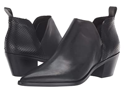 Dolce Vita Sonni (Black Leather) Women