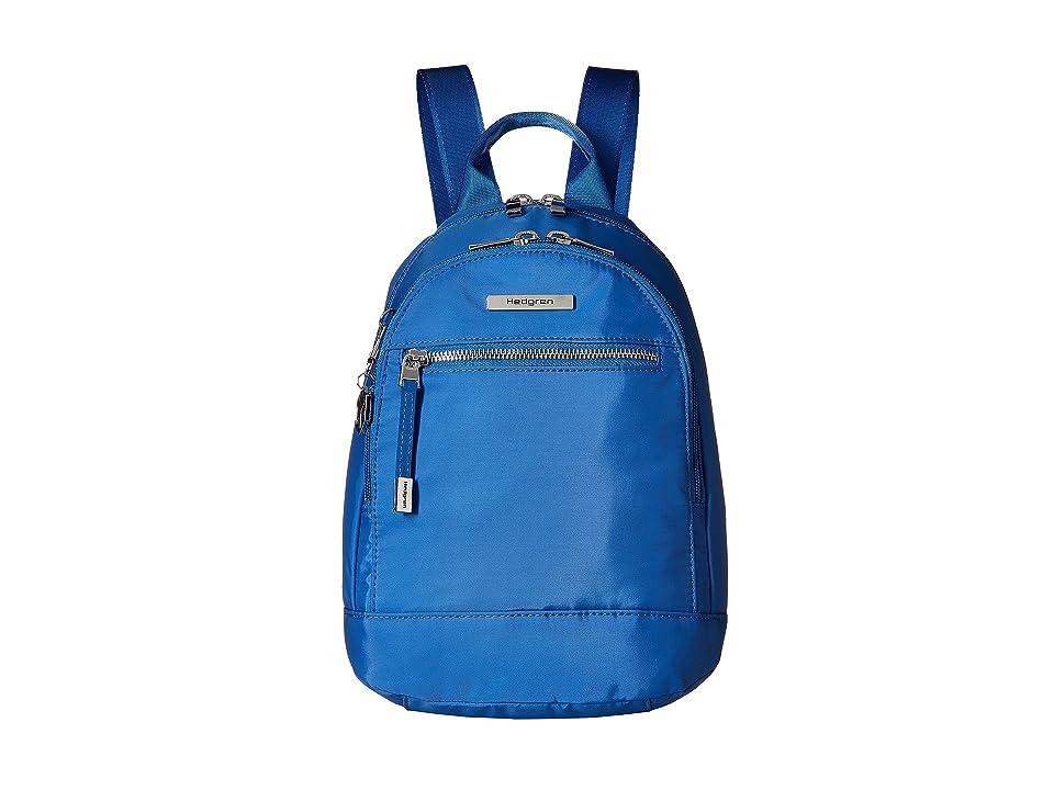Hedgren Sheen Backpack (Blue Sapphire) Backpack Bags