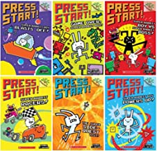 Press Start! - Branches Book Collection Set - ( 6 Books )