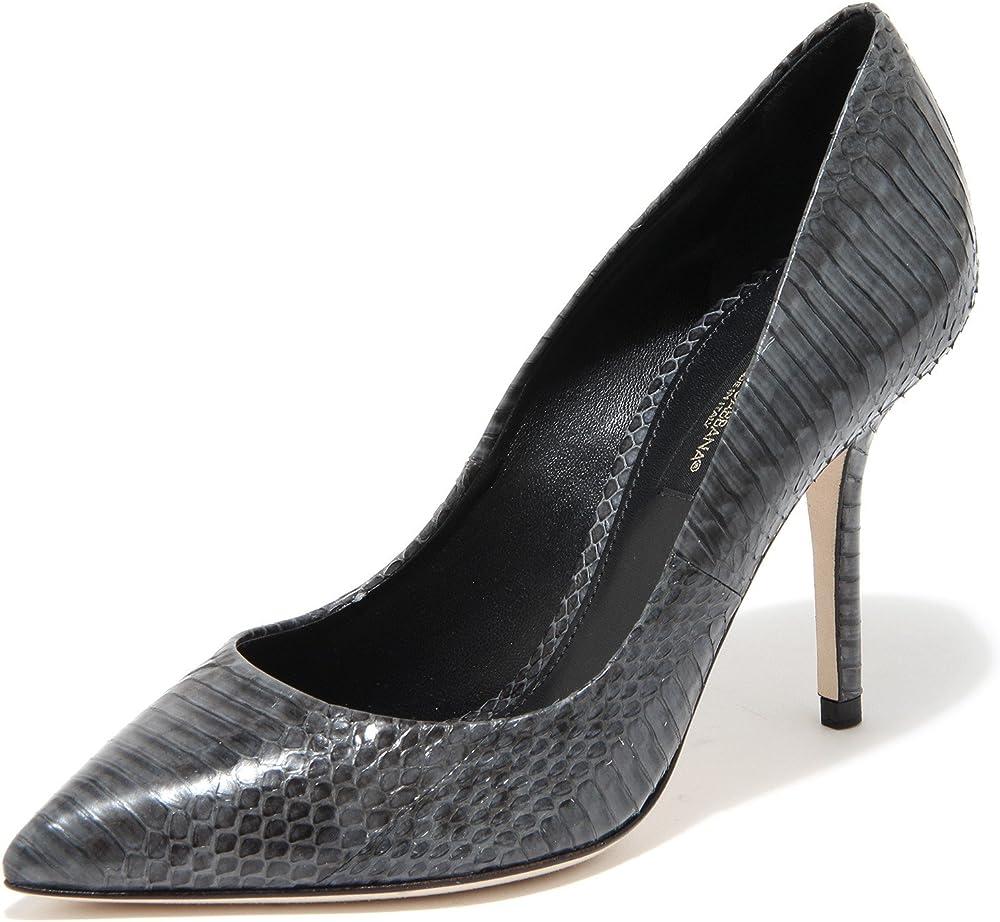 Dolce & gabbana décolleté scarpe da donna con il tacco 9 cm modello bellucci R90/01 C18127
