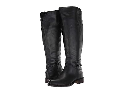 Franco Sarto Haylie WC (Black Leather) Women
