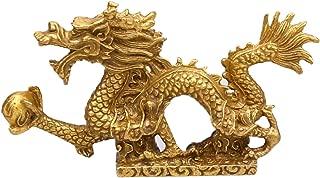 Yaoyijun Feng Shui Dragon/feng Shui Goods Brass Dragon Statue Sculpture