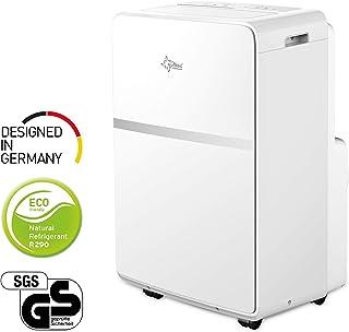 SUNTEC acondicionador de aire locale móvil ADVANCE 12.0 Eco R290 [Para 130 m³ (~60 m²), refrigerante ecológico R290, 12.000 BTU/h, max. 3600 W]