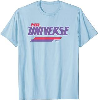 Cartoon Network Steven Universe Mr Universe Logo T-Shirt