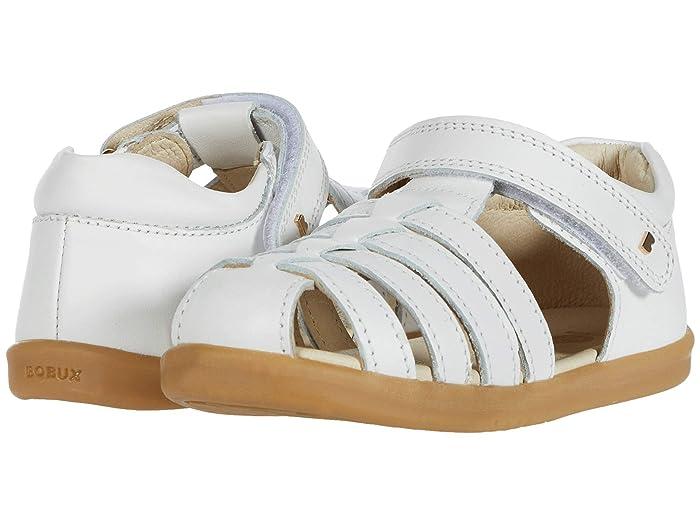 Bobux Kids  I-Walk Jump (Toddler) (White) Kids Shoes