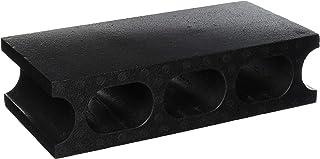 スチロールブロック ブラック W390×H100×D190