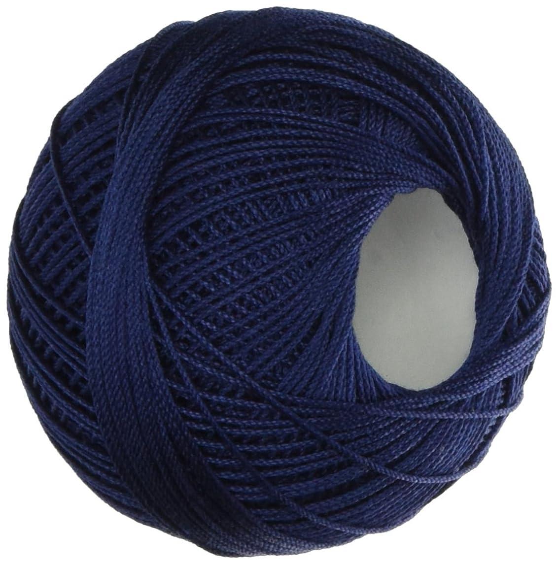 Handy Hands Lizbeth Cordonnet Cotton, 10, Navy Blue