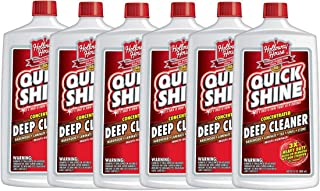 Quick Shine Concentrated Deep Cleaner, 6 Bottles