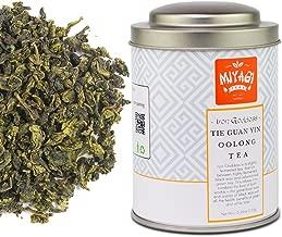 MIYAGI TEA - Iron Goddess of Mercy - Tie Guan Yin - Premium Quality Oolong Tea - 5.29oz (150g) / tin can