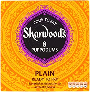 Sharwood Plain Puppodums 94g