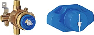 Grohe 35066001 - Grohsafe Universal Pressure Balance Rough-In Valve