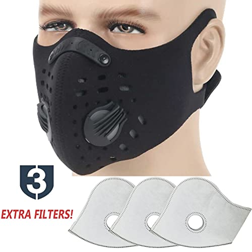 Ski Mask with Air Filter: Amazon.com