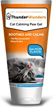 ThunderWunders Cat Calming Paw Gel   Vet Recommended to Help Reduce Situational Anxiety   Perfect for Vet Visits, Traveling, Visitors & More