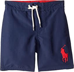 e2d313e222 Polo Ralph Lauren Kids. Sanibel Big Pony Swim Trunks (Little Kids).  $35.99MSRP: $45.00. Newport Navy