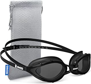 Swim Goggles, OMID P1 Polarized Swimming Goggles, Anti-Fog UV Protection for Men Women Adult