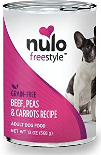 Best nulo salmon dog food Reviews