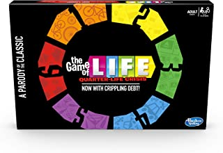 The Game of Life: Quarter Life Crisis Board Game