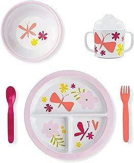 Kate Spade New York Baby Girl Melamine Dining Set