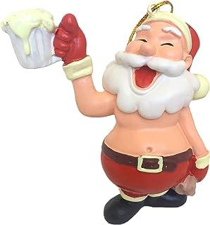 Best Tree Buddees Celebration Santa - Beer Time Santa Claus Christmas Ornament Review