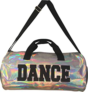 Holographic Dance Duffel Bag