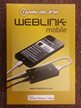 iDatalink ADS-WLM-AP1 Weblink Mobile Cable Accessory