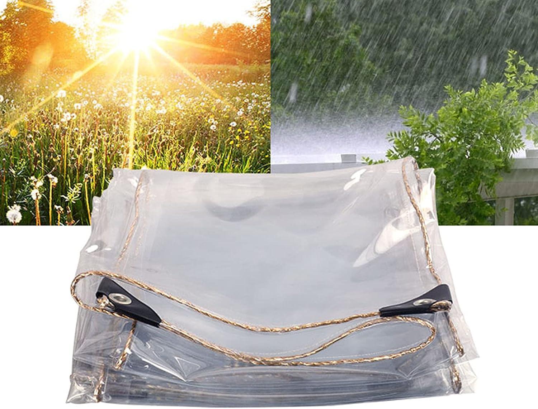 U Nippon regular agency D Plant Cover Clear Tarpauli Animer and price revision Transparent Waterproof Tarpaulin