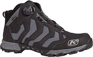KLIM Transition GTX Men's Snocross Snowmobile Boots Boots - Black Size 11