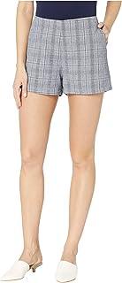 [カップケーキアンドカシミア] レディース ハーフ&ショーツ Vinson Plaid Shorts [並行輸入品]